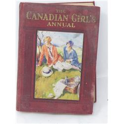 """CANADIAN GIRLS ANNUAL"""