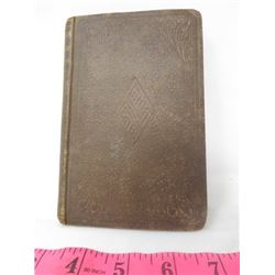 "BOOK (VILLIERS ""PRINCIPLES AND PRACTICE) *1855*"