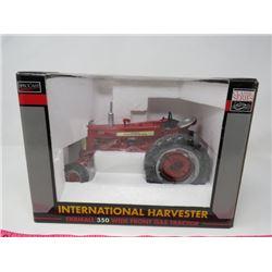 TOY TRACTOR (INTERNATIONAL FARMALL) #350 MODEL