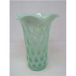 FENTON VASE (8 INCHES HIGH)