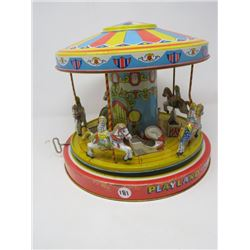 TOY MERRY GO ROUND (J. CHEIN & CO.) *ANTIQUE*