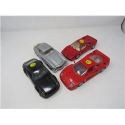 CAR MODELS (4 EXOTIC)