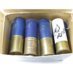 "AMMUNITION (IMPERIAL) *12 GAUGE 2¾""* (QTY 24 1 IS VICTOR)"