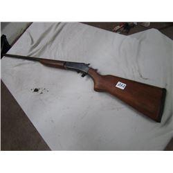 12 GAUGE SHOT GUN (SINGLE SHOT) *H & R ARMS* (1940s) *TOPPER M48* (BROKEN TRIGGER GUARD)