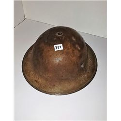 ARMY HELMET (POSSIBLY WW1)
