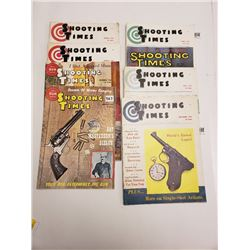 SHOOTING TIMES MAGAZINES (1962/1963)