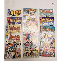 ARCHIE COMICS (QTY 12)