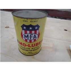 MFA MO-LUBE *FULL* (1 QT)