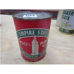 OIL TIN (EMPIRE STATE) *1 QT*