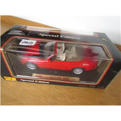 1998 JAGUAR XKR *1-18* (ORIGINAL BOX)