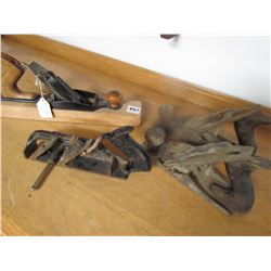 WOOD PLANES (VINTAGE) *78 STANLEY, NEW HAVEN, ETC*