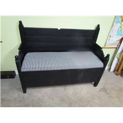 "LIFT TOP BENCH (EAST LAKE) *56"" WIDE*"