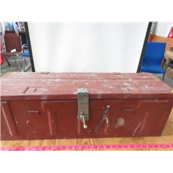 1944 METAL AMMUNITION BOX (M152; BSMS7)