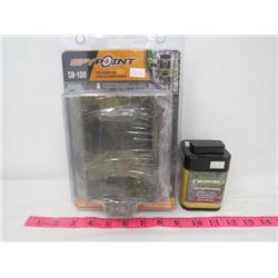 LOT OF 2 HUNTING & FISHING (SPYPOINT MOULTRIE)