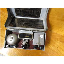 FIELD TELEPHONE (ARMY, 1942) *COMPLETE*