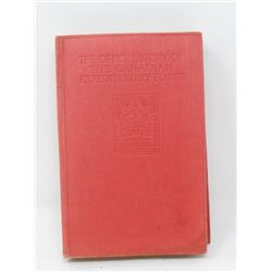 HARD COVER (CANADA IN FLANDERS VOL II) *BY LORD BEAVERBROOK*