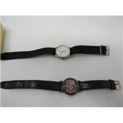 WATCHES (QTY 2) *ELVIS & MACLEAN'S*