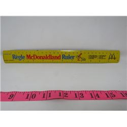 12  RULER (MCDONALD LAND) *METAL*