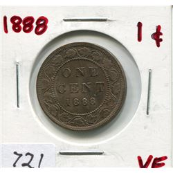 1888 CNDN LARGE 1 CENT PC