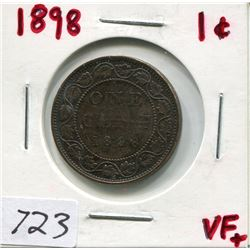 1898 CNDN LARGE 1 CENT PC