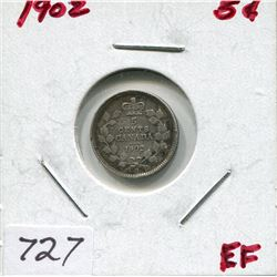 1902 CNDN 5 CENT PC (SILVER)