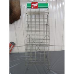 "7-UP STAND (43""T)"