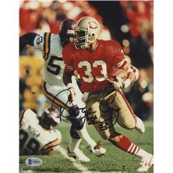 Roger Craig Signed San Francisco 49ers 8x10 Photo (Beckett Hologram)