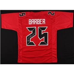 Peyton Barber Signed Tampa Bay Buccaneers Jersey (Barber Hologram)