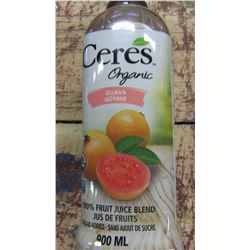 CERES ORGANIC GUAVA JUICE - PER BOTTLE (X8)