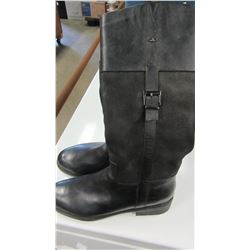 LADIES LEATHER/SUEDE STYLE WINTER BOOTS
