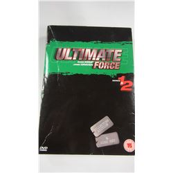 ULTIMATE FORCE DVD SET - CHOICE