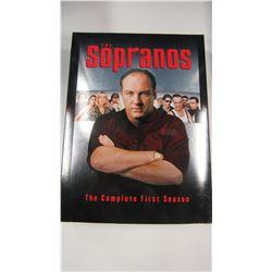 THE SOPRANOS - THE COMPLETE FIRST SEASON DVD SET - CHOICE