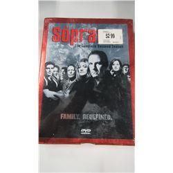 NEW THE SOPRANOS - THE COMPLETE SECOND SEASON DVD SET - CHOICE