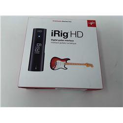 iRig HD Digital Guitar Interface