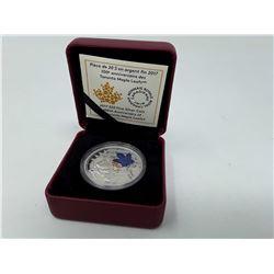2017 Fine Silver Coin- 100th Anniversary of Toronto Maple Leafs