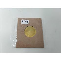 2002 Coca Cola Joe SakicCommemorative Coin