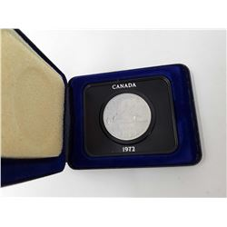 Canadian Mint Coin 1972