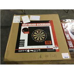 GLD Dart Backboard Set
