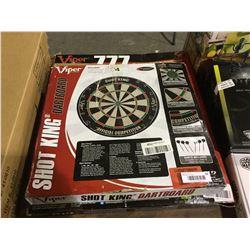 Viper 777 and Shot King Dartboard Set Lot of 2