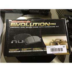 PowerstationEvolution Plus Ceramic Disc Brake Pads