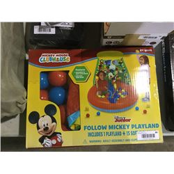 Micky Mouse Clubhouse Mickey Playland Set
