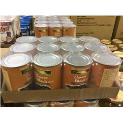 Case of Westbrae Natural Organic Black Beans (12 x 15oz)