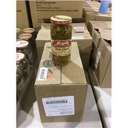 Case of Mezzetta Deli-Sliced Jalapeno Peppers