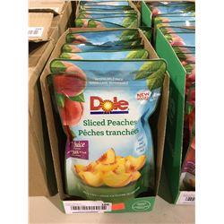 Case of Dole Sliced Peaches (7 x 382mL)