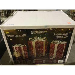 LED Gift Box Set