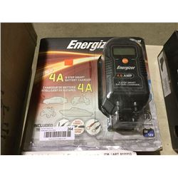 Energizer 9 Step Smart Battery Charger