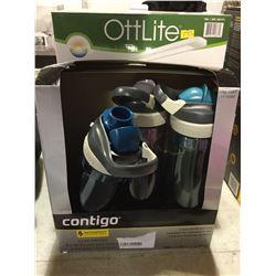 ContigoLeak-Proof Water Bottle Set