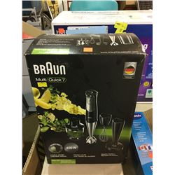 Braun Multi Quick 7 Hand Blender