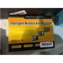 Intelligent Wireless Alarm System