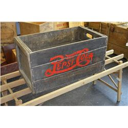 Vintage Pepsi-Cola Box